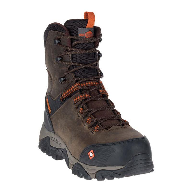 "Phaserbound 8"" Zip Waterproof Boot image number 2"