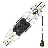 """Burke 10'6"""" Classic Stand-Up Paddleboard With Paddle And Leash"""