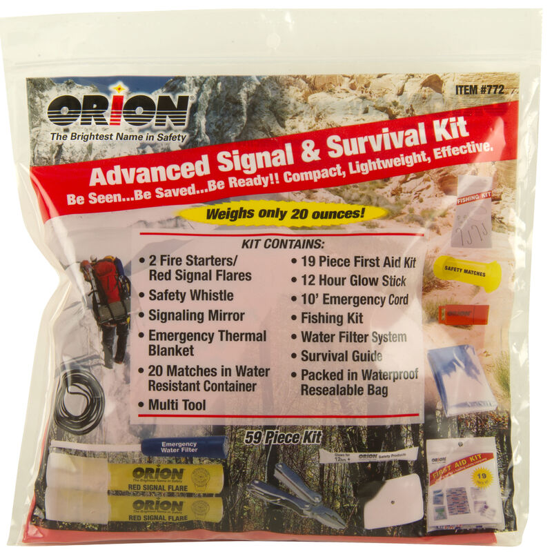Orion Advanced Signal And Survival Kit image number 3