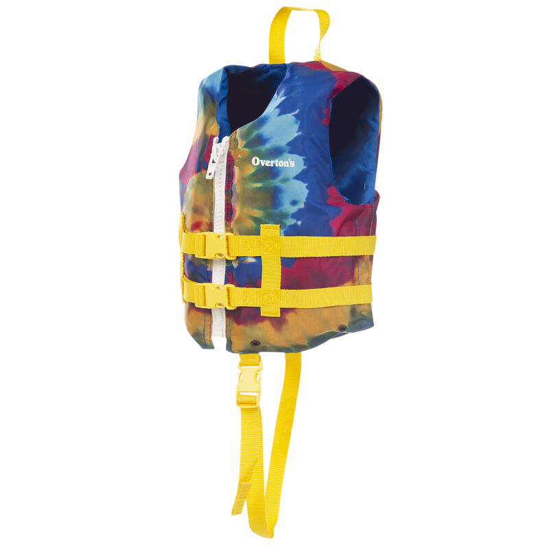 Overton's Tie-Dye Youth Vest image number 2