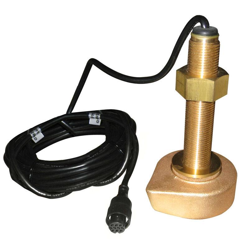 Furuno 520-5MSD Bronze Thru-Hull Transducer image number 1