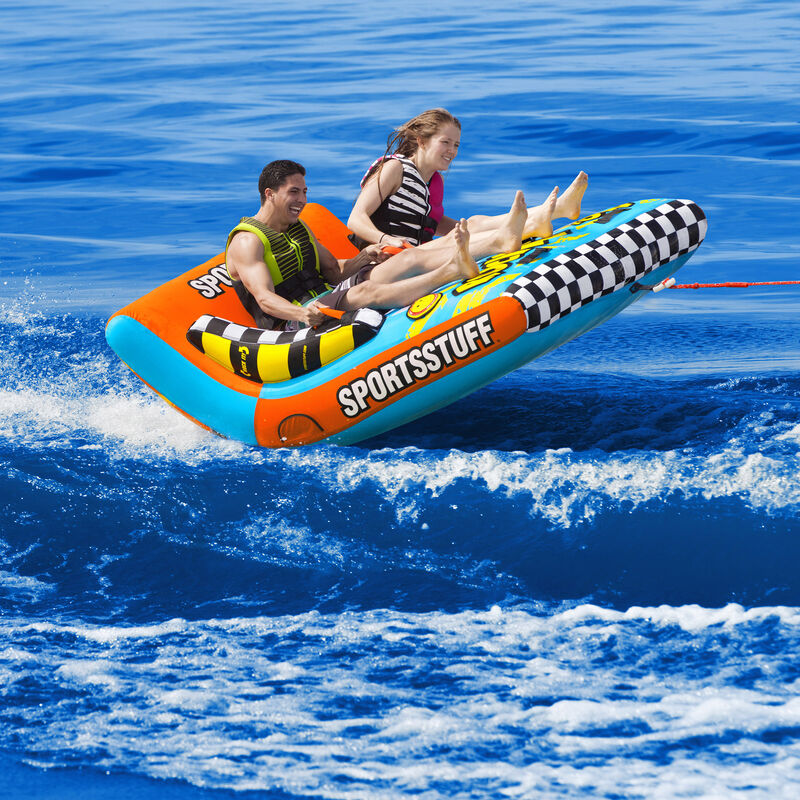 Sportsstuff Rock 'N Tow 2-Person Towable Tube image number 2
