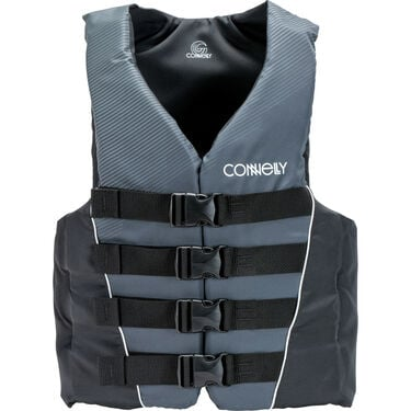 Connelly Tunnel 4-Belt Nylon Life Jacket