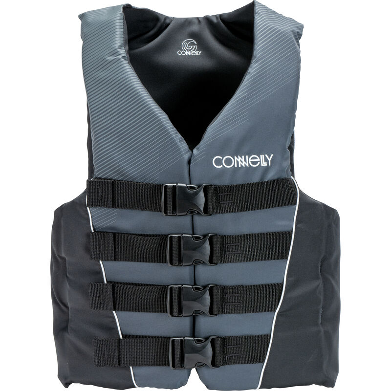 Connelly Tunnel 4-Belt Nylon Life Jacket image number 1
