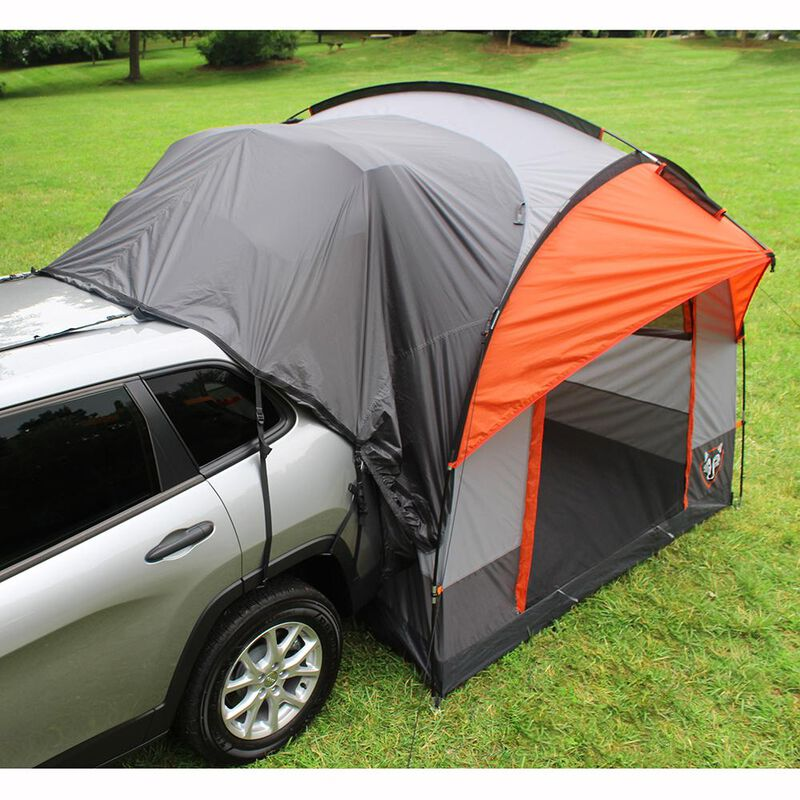 SUV Tent, Orange image number 4