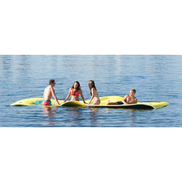 """Connelly Party Cove Island, 12' x 6' x 1-1/4"""""""
