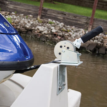 Connect-A-Port Bow Stop Winch