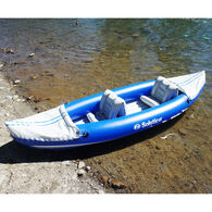 Solstice Rogue 2-Person Inflatable Convertible Kayak