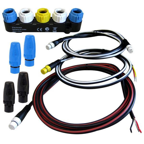 Raymarine NMEA0183 VHF to SeaTalkNG Converter Kit