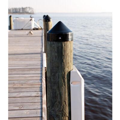 "Dockmate 48"" Piling Post Fender - White"