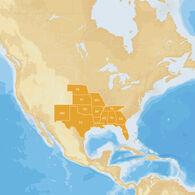 Navionics Hot Maps Platinum Cartography