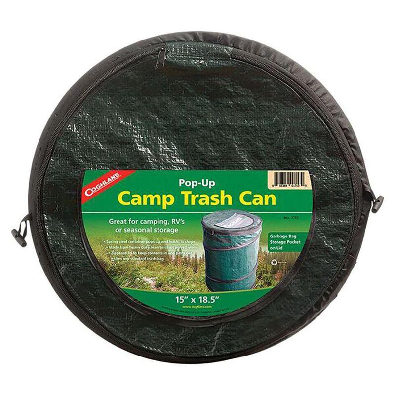 Coghlan's Mini Pop-Up Camp Trash Can image number 1