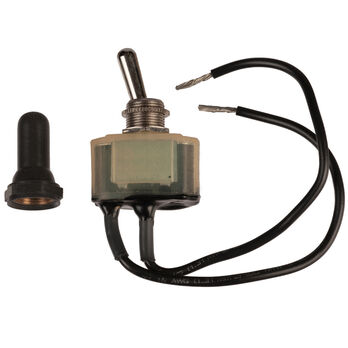 Sierra SPST Toggle Switch, Sierra Part #TG19540