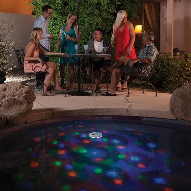 Game Solar Underwater Light Show