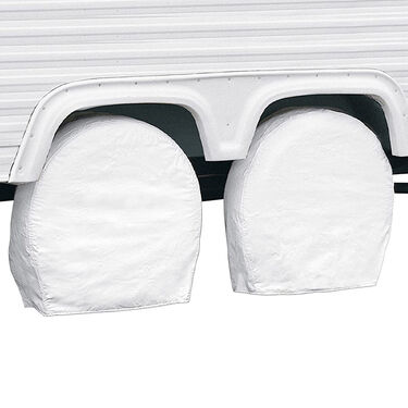 Overdrive RV Tire Covers, Pair