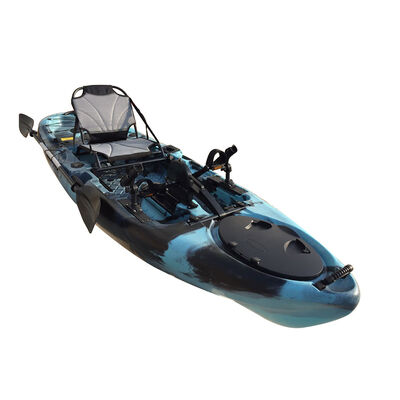 Erehwon Balsam Fishing Pedal 10' Kayak with Paddle