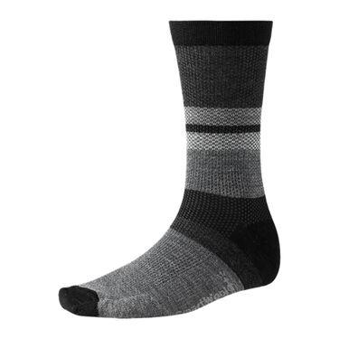 SmartWool Men's Distressed Stripe Crew Sock