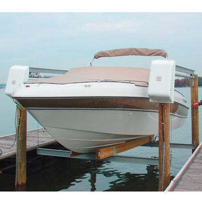Doozie Twin Drive Open Boat Lift, 6,000-lb. Capacity