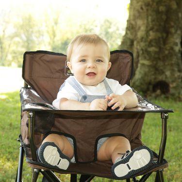 Baby Go-Anywhere-Highchair