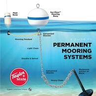 "Sur-Moor T3C Taper Buoy, White (24"")"
