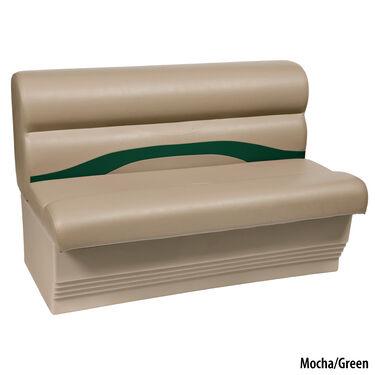 "Toonmate Premium Pontoon 45"" Wide Lounge Seat w/Mocha Base"