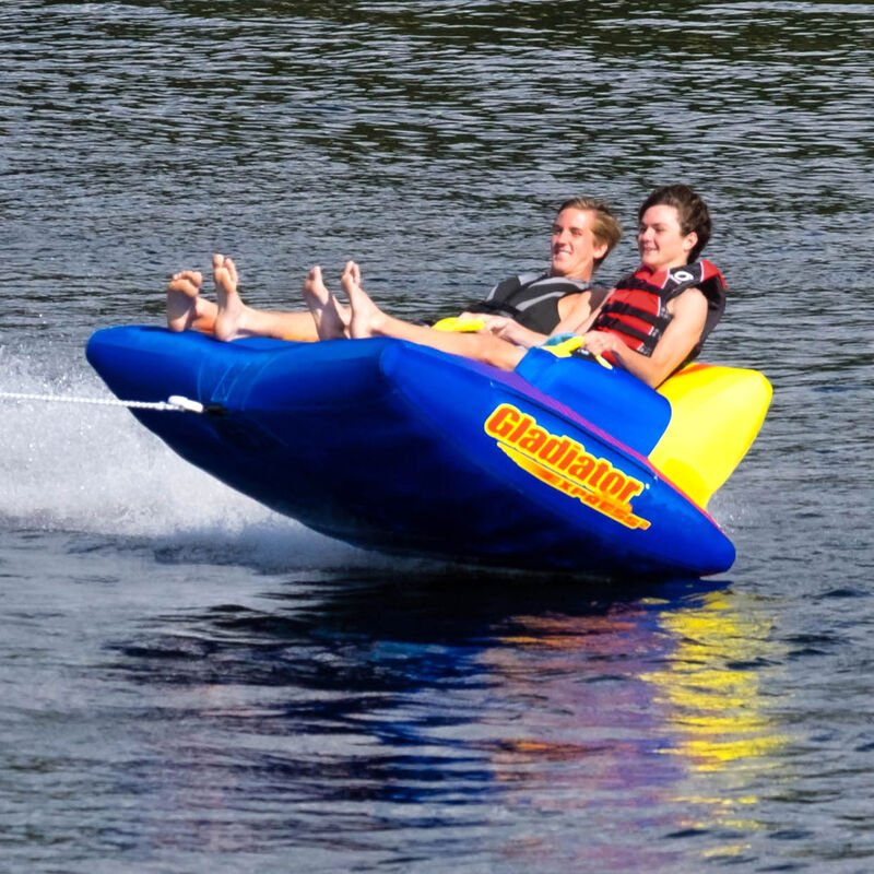 Gladiator Express 2-Person Towable Tube image number 3