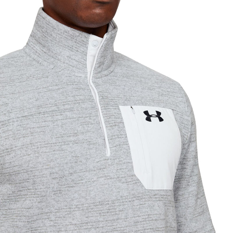 Under Armour Men's Specialist 2.0 Long-Sleeve Henley image number 7