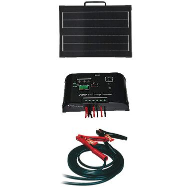 Nature Power 40-Watt Briefcase Solar Panel
