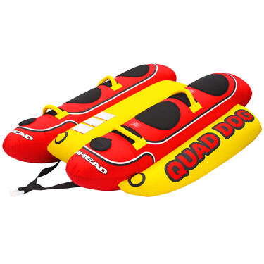 Airhead Quad Dog 4-Person Towable Tube