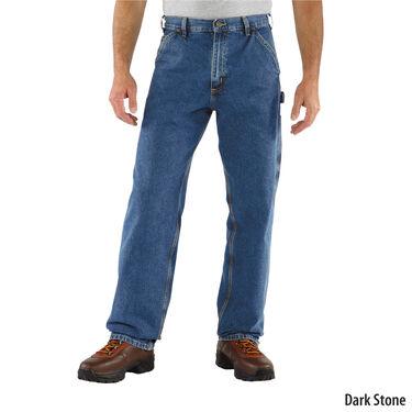 Carhartt Men's Original-Fit Washed Work Dungaree