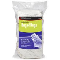 Buffalo White Knit Wipers, 1-lb. Bag
