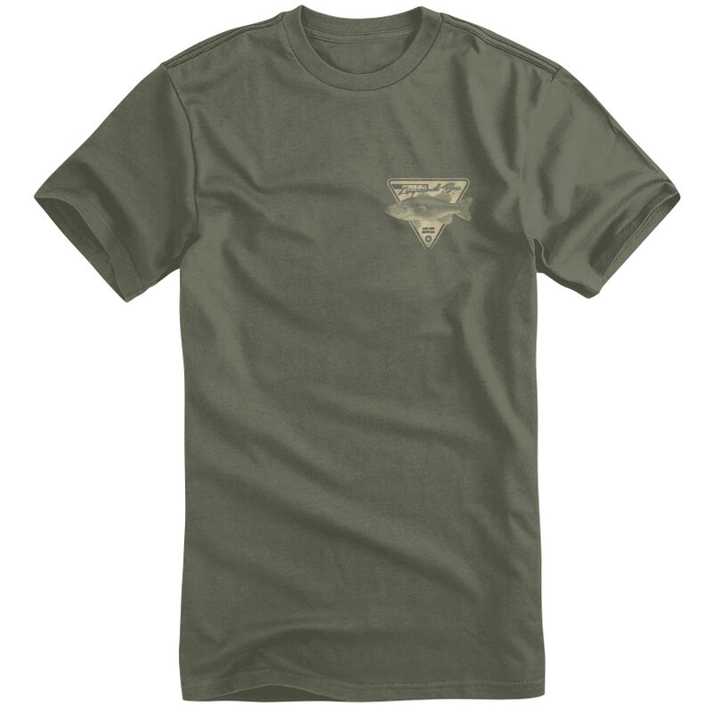Fin Fighter Men's Largemouth Bass Short-Sleeve Tee image number 2