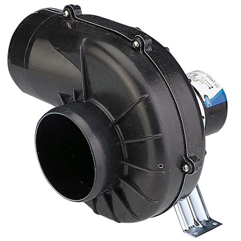 """Jabsco 4"""" 250 CFM 12V Flexmount Blower image number 1"""