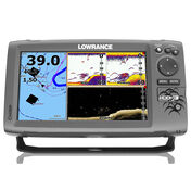 Lowrance HOOK-9 CHIRP DSI Fishfinder Chartplotter w/C-MAP Charts