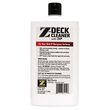 Z-Tuff Z-Deck Cleaner, 32 oz.