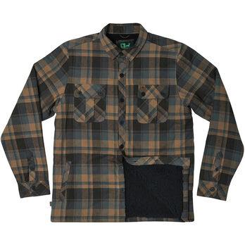 HippyTree Men's Manitoba Flannel Jacket