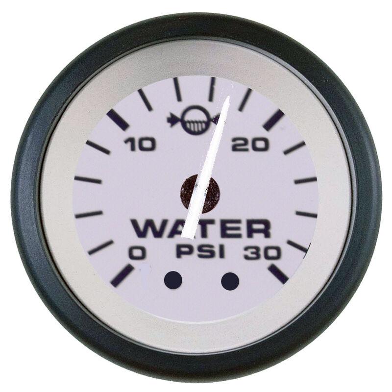 """Sierra 2"""" Water Pressure Gauge, Sierra Part #62960P image number 1"""