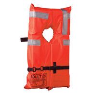 Stackable Type I PFD Adult Life Jacket
