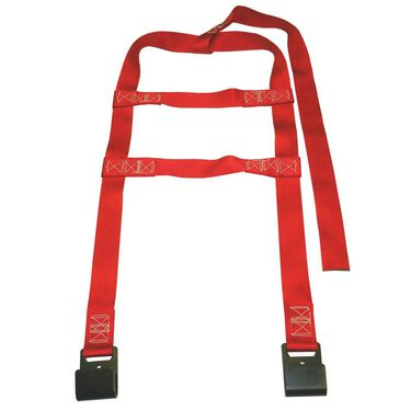 Universal Tow Dolly Tie Down Strap