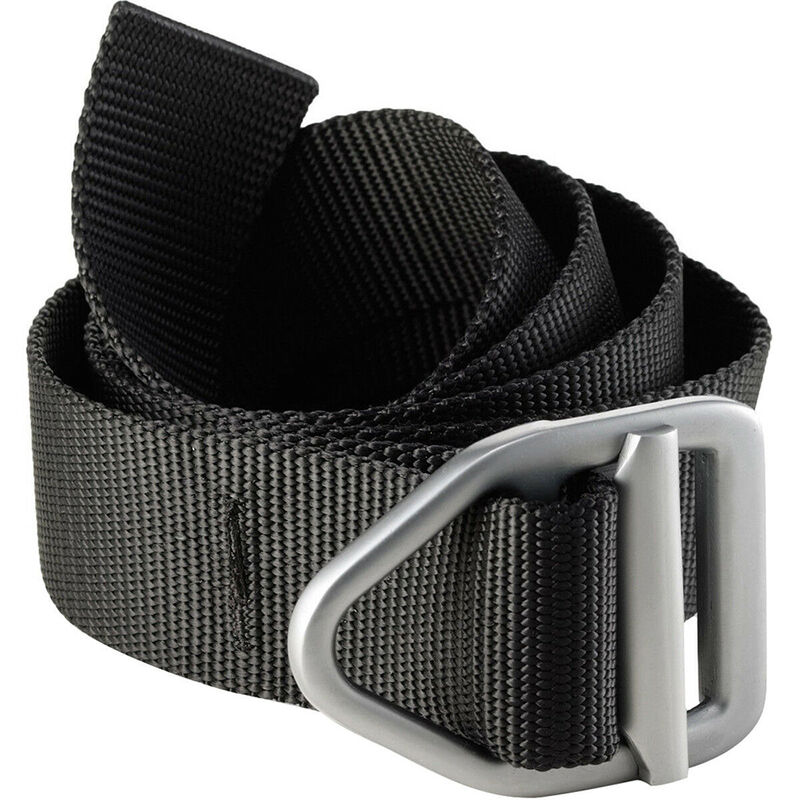 "Bison Men's Last Chance 1.5"" Light-Duty Belt with Gunmetal Buckle image number 3"