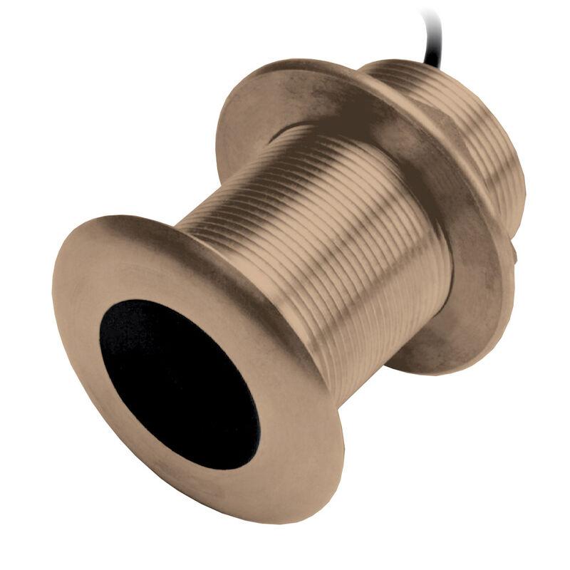 Garmin B75M Bronze 20° Tilted-Element Thru-Hull Transducer image number 1