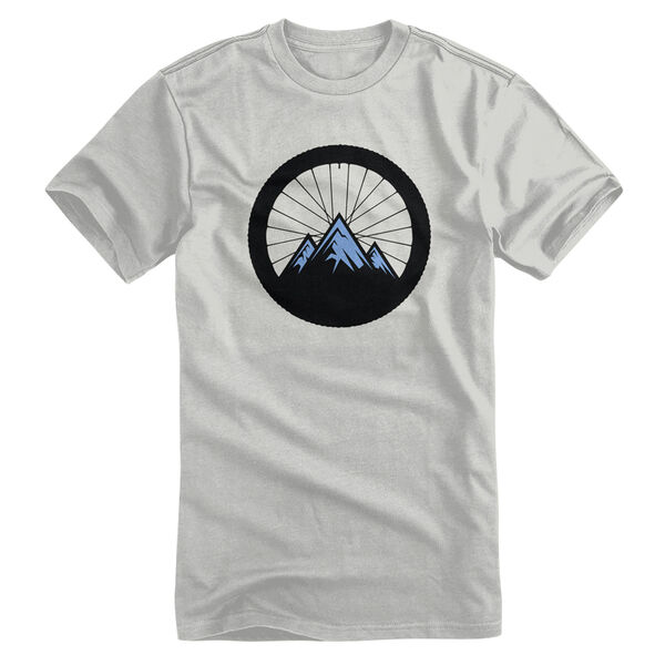 Points North Men's Mountain Wheel Short-Sleeve Tee