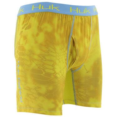 Huk Men's Kryptek Solid Performance Boxers