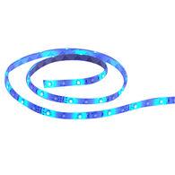 "T-H Marine LED Flex Strip Rope Light, 12""L - Blue"