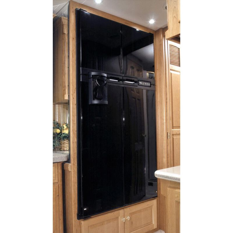 Norcold Refrigerator with Ice Maker, 12 CF image number 3