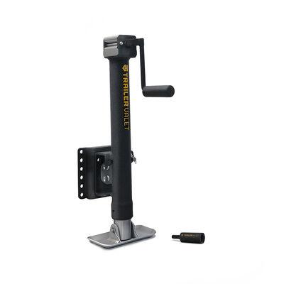 Trailer Valet JX2-S Manual Side-Mount Trailer Jack, 2,000-lb.
