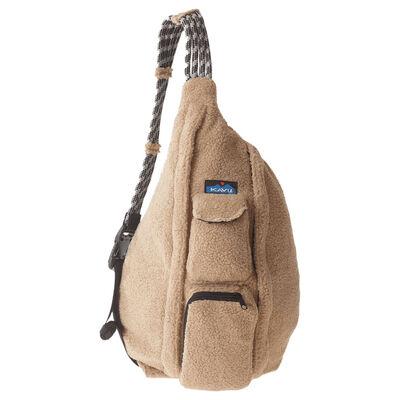 KAVU Rope Fleece Sling Pack