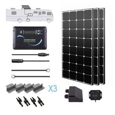 Renogy 300-Watt 12V Solar RV Kit