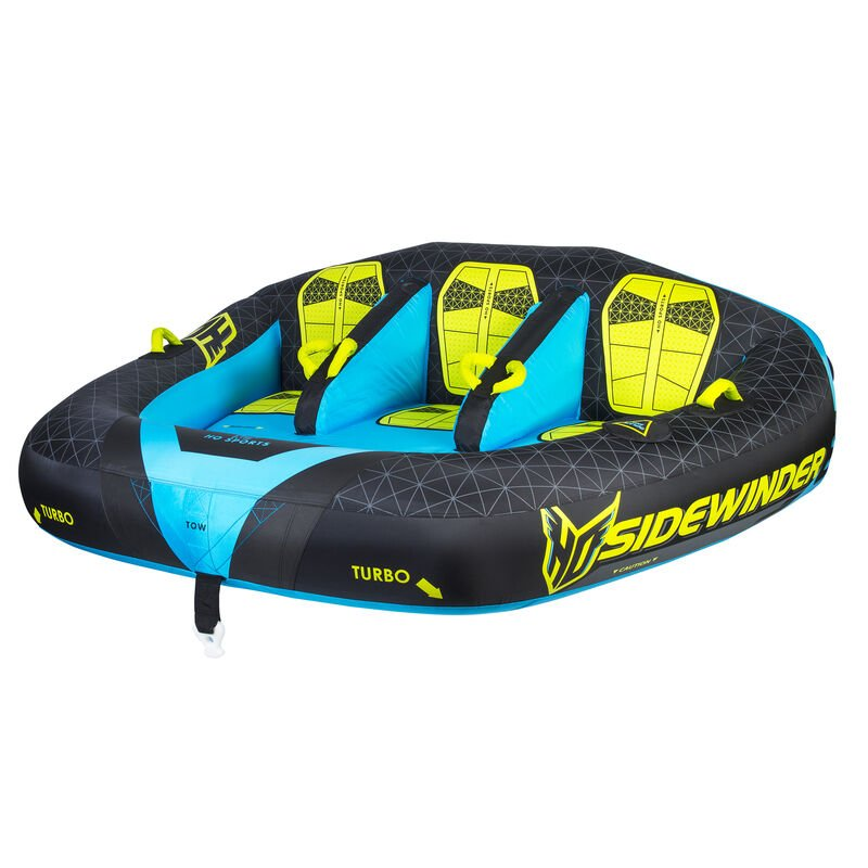 HO Sidewinder 3-Person Towable Tube Package 2019 image number 4