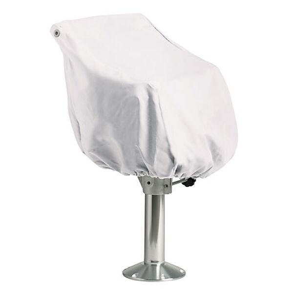 Overton's Pilot Chair Cover - White Vinyl